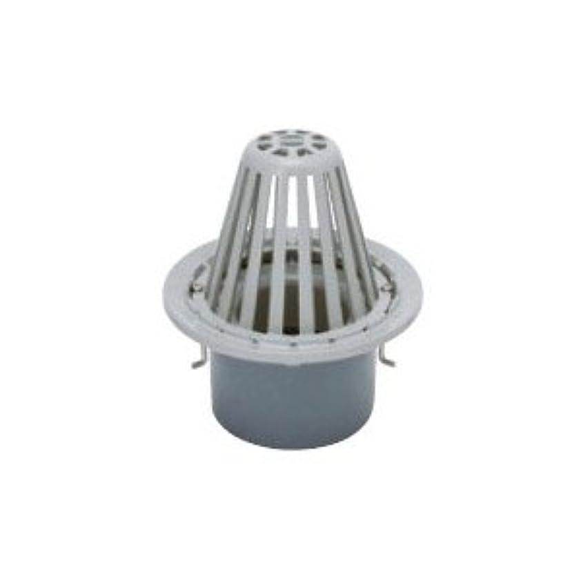 返還憂慮すべき吹きさらしカネソウ アルミニウム製ルーフドレイン たて引き用 打込型 屋上用(呼称75) EHMP-2-75
