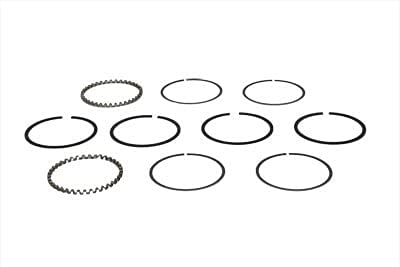 V-TWIN Superior MANUFACTURING 1000cc Piston Ring Ha for Oversize .070 Ranking TOP4 Set