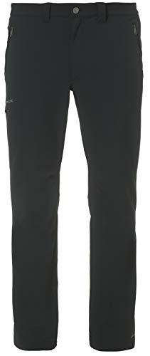 Vaude heren Strathcona Pants - functionele softshell-broek, maat: 54; kleur: zwart