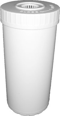 4.5 x 10 Big Blue Refillable Birm Inline Filter for Iron, Manganese Reduction by PureWater Site