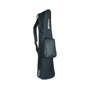 Mares Attack Fins Suitcase - Black/Black
