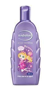 Andrélon Shampoo 300ml Kids Prinses