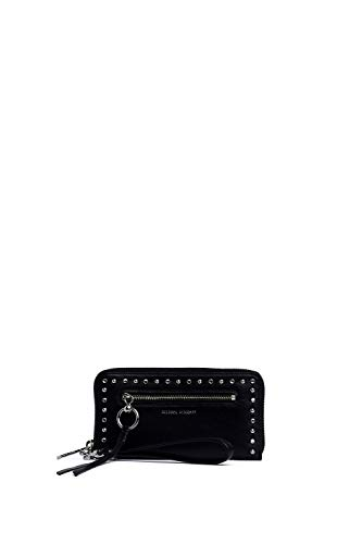 Rebecca Minkoff Gabby Phone Wallet w/Studs Black One Size