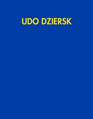 Udo Dziersk. Il ballo mascherato degli sciocchi: Bilder 2015 - 2020