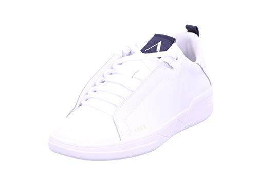 ARKK Copenhagen Herren Sneaker Low Uniklass Leather S-C18 weiß 41