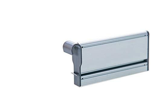 Practical Comfort 6 kurze verschiebbare Trennwände für verstellbare Schubladen-Organizer.