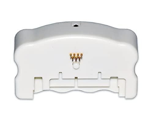 MiaoMiao T6712 Mantenimiento de Tinta Caja de Mantenimiento Chip Restter Fit para Epson WF-R8590 WF-8510 WF-8090 WF-6590 R8590 8510 8090 8010 6590 6090 Tanque de Tinta de desecho Service