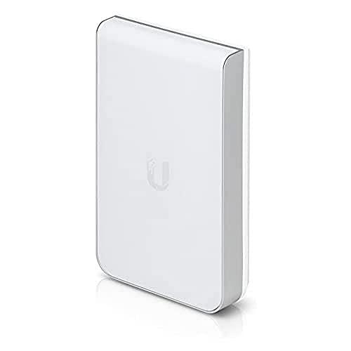 Ubiquiti NetworksUniFi AP AC In Wall Pro w/o PoE-Injector 5-Pack, UAP-AC-IW-PRO-5, Grau, Weiß