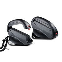 TowBox Porta-esquis Magnético Aconcagua Plus (Negro)