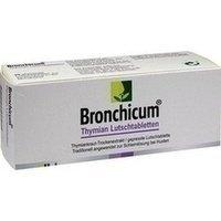 Bronchicum Thymian Lutschpastillen extra...