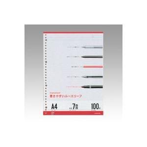 (業務用セット) マルマン ルーズリーフ A4判(30穴)・100枚入 L1100H 【×10セット】