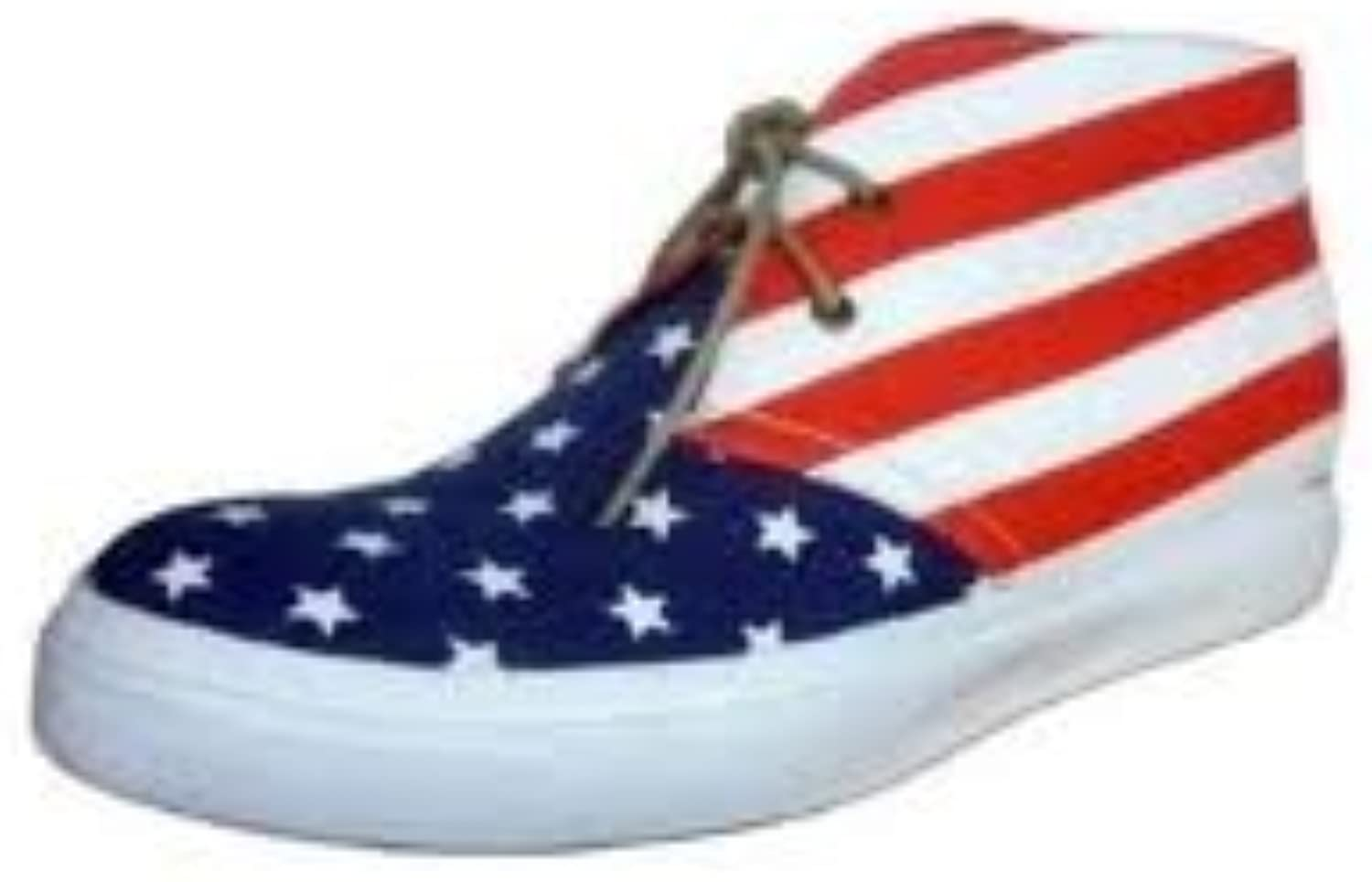 Jeffrey Campbell Mens Dust Man Stars and Stripes