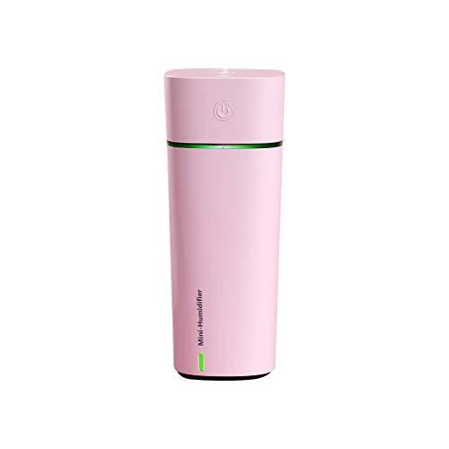 Humidificador Aromaterapia,JiaMeng Mini USB humidificador luz de la Noche LED humidificador difusor de Aire purificador atomizador - JMJS012
