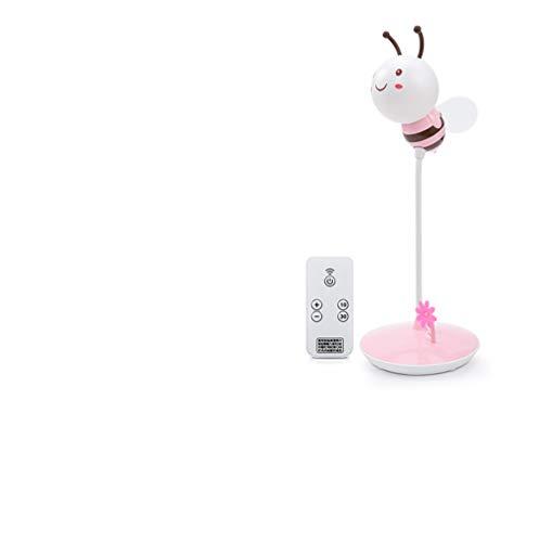 Lámparas de Escritorio LED,Lluminación Nocturna,Lámparas de Mesa 3 tipos de brillo,Recargable USB con Control Táctil,Cuidado de ojos,Flexo LED para Leer,Mando a distancia inteligente,por habitación.