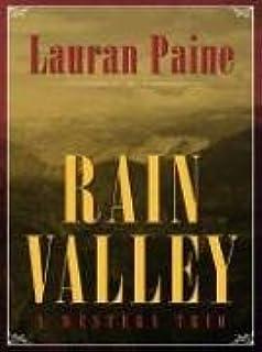 Rain Valley: A Western Trio (Five Star First Edition Western Series)