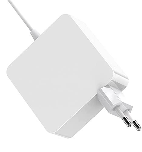 Ywcking Chargeur pour ordinateur portable, Remplacement 45W Chargeur Mac Air connecteur magnétique T-Tip , Compatible avec Mac Air 11'' et 13 Pouces, A1465 A1466 A1435 A1436 et Plus de Modèles