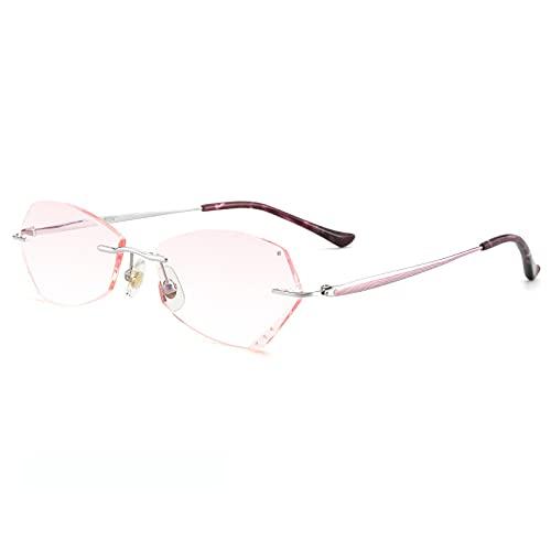 TRGCJGH Gafas De Lectura Anti-Azules,Gafas De Lectura Sin Mo