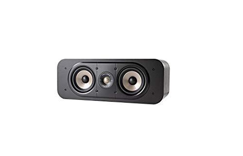Polk Audio S30E Diffusore centrale, Nero
