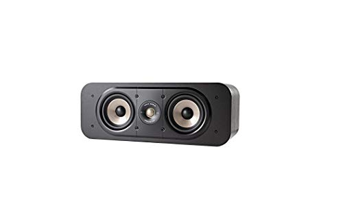 Polk Audio s30ce Signature Polk Audio Signature S30 S - Altavoz Central, Color Negro Negro