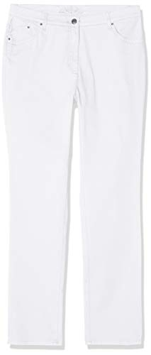 Raphaela by Brax Damen Style Ina Fay Super Dynamic Jeans, White, 36K