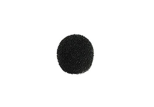 Monacor 23.2560 Schuimrubberen windscherm voor microfoon, zwart