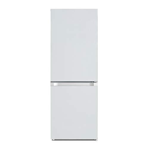 CHiQ CBM157L12 Freistehender Kühlschrank mit Gefrierfach 157L | Kühl-Gefrierkombination | Low-frost | 144 x 47 x 49,2 cm (HxBxT) | Ultraleise 38 db | 12 Jahre Garantie auf den Kompressor* [A++]