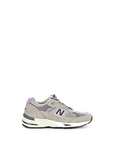 New Balance 991 Sneaker Uomo M991ANI Grey Navy (Numeric_44)
