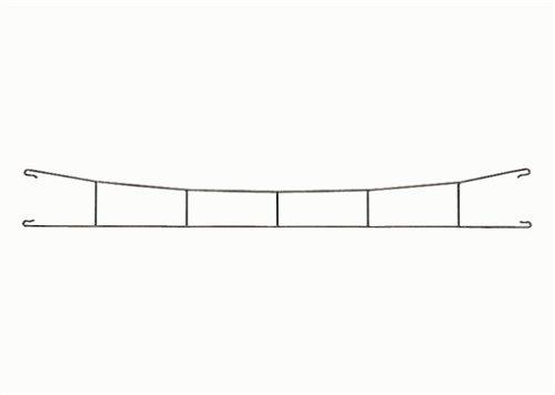 Märklin 70172 - Fahrdraht, Inhalt 5 Stück, Spur H0