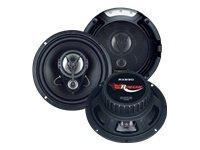 Renegade RX830 - Autolautsprecher (3-Wege, 300 W, 150 W, 4 Ohm, 45-20000 Hz, 18,1 cm)