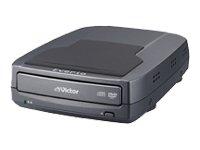 JVC Everio CU-VD10 Share Station - Disk drive - DVD-RW - 8x - Hi-Speed USB - external