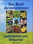 Das Buch der immergrünen Laubbäume und...