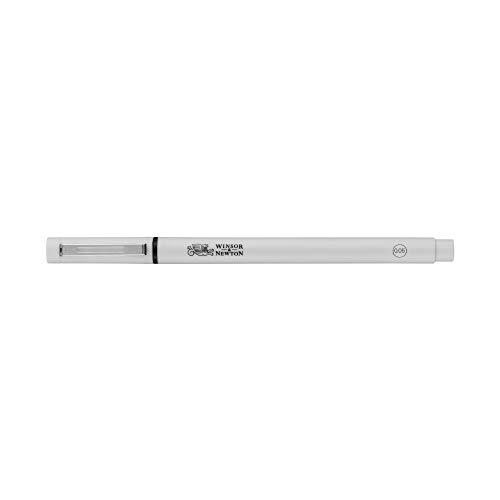 Winsor & Newton Fineliner Rotulador calibrado, Punta 0.05 mm, Negro