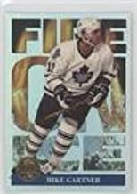 Mike Gartner (Hockey Card) 1994-95 Leaf - Fire on Ice #11