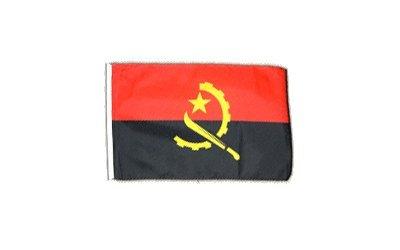 Fahne Flagge Angola 30 x 45 cm
