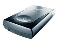 Iomega externe desktop harde schijf 250 GB met netwerkaansluiting - USB 2.0