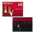 Sony DV Cassette Tape 5 pack