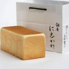 【銀座 に志かわ】水にこだわった高級食パン 一斤 林先生が驚く初耳学