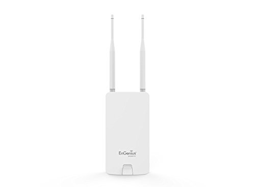 EnGenius ENS500EXT-AC Technologies 5 GHz Outdoor 11AC Wave 2 Wireless Access Point,White
