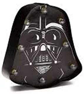 Star Wars Shaped Mini Marquee Light-Darth Vadar