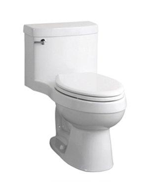 Icera C-6200.01 Riose OP Toilet, White