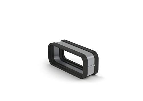 NABER 4061034 SF-VBS 150 Rohrbogenverbinder COMPAIR STEEL flow® 150 verzinkter Stahl