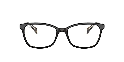 Ray-Ban 0RX5362 Monturas de Gafas, Top Havana/Brown/Yellow, 54 para Mujer