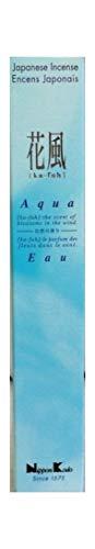 Incienso Ka-Fuh Aqua (50 varillas cortas)