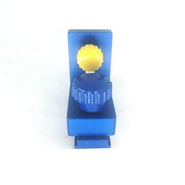 TuToy - Valla de perfil para carpintería, ranura en T, soporte deslizante, calibre de inglete, conector de valla para carpintería, enrutador, sierra, bancos de mesa - B