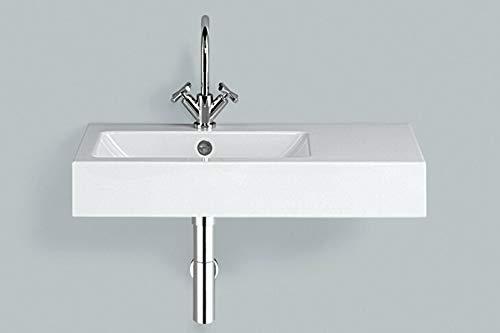 Alape Waschtisch WT.PR800H.L Weiß