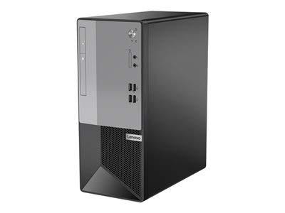 Lenovo V50t 13IMB - Ordenador de sobremesa (Intel Core i3, 4 GB RAM, 1 TB Disco Duro, Intel UHD Graphics, Windows 10 Pro)