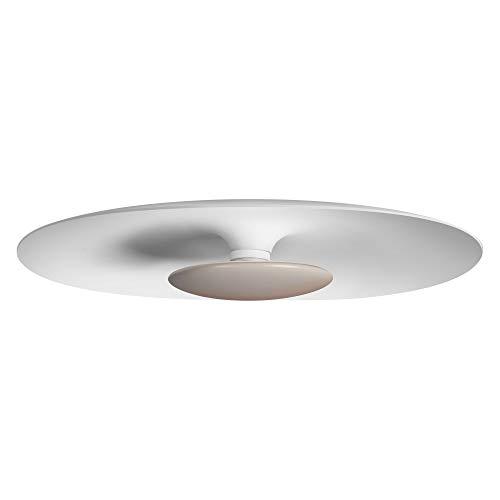 Ledvance SMART+ TIBEA Innenleuchte Bundle inkl. LED-Lampe für indirekte Beleuchtung mit ZigBee-Technologie, Aluminium, 22 W, weiß