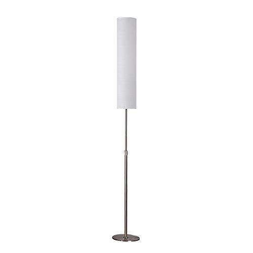 Preisvergleich Produktbild QHENS Standleuchte Deckenfluter,  LED Stehlampe Büro mit Metall Base,  E27 Leselampe Gut für Augen,  Höhenverstellbar 130-180CM