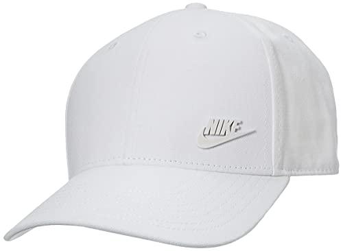 Nike DC3988-100 U NSW L91 Metal Futura cap Cappellino Unisex - Adulto White/(White) MISC