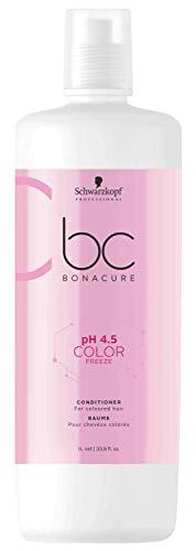 Schwarzkopf Professional BONACURE ph 4.5 Color Freeze Conditioner, 1 l